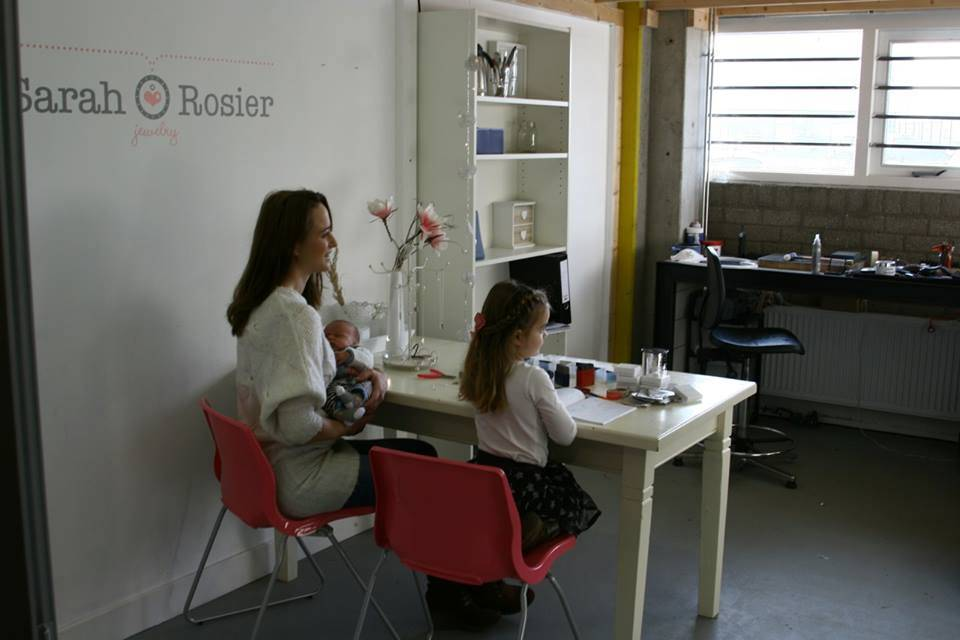 Pakhuis Sarah Rosier